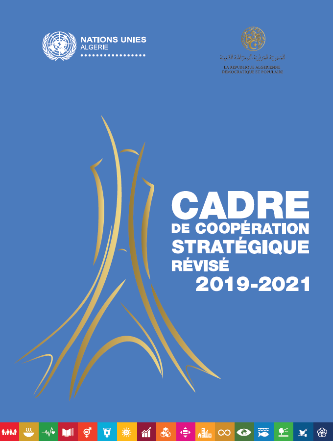 Cadre de coopération stratégique révisé (2019-2021)