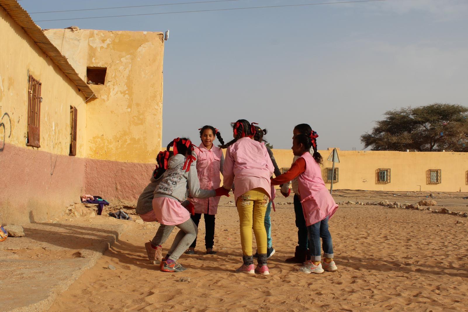 Le droit à l'éducation dans les camps de réfugiés sahraouis