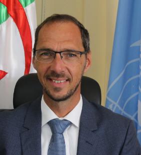 Ensemble, nous vaincrons le Coronavirus, par le Coordonnateur résident des Nations Unies en Algérie, Eric Overvest