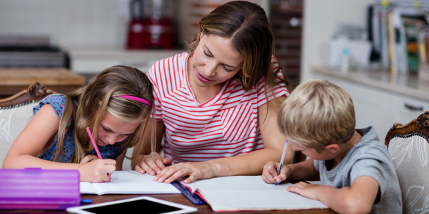 CORONAVIRUS : les cinq clés pour l'école à la maison