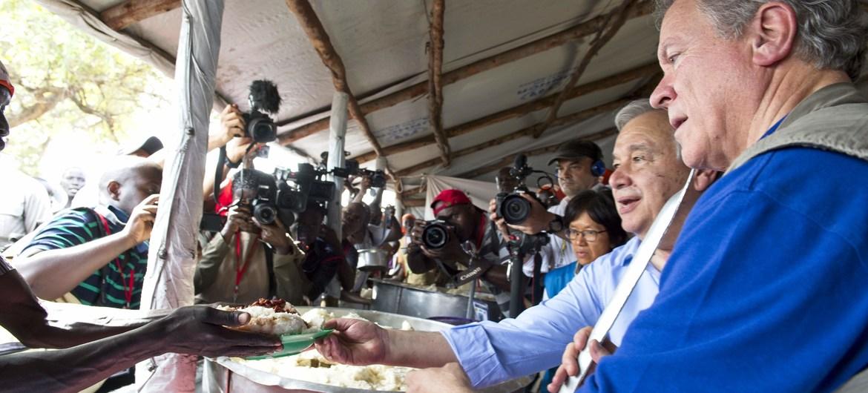 Le prix Nobel de la paix attribué au Programme alimentaire mondial