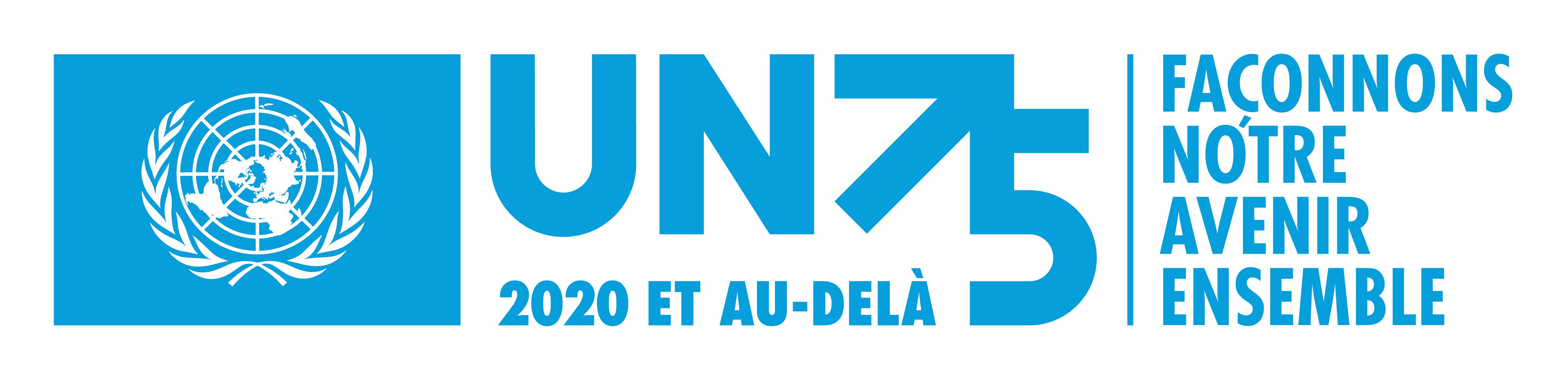ONU75 : Un message pour un engagement renouvelé en faveur du multilatéralisme
