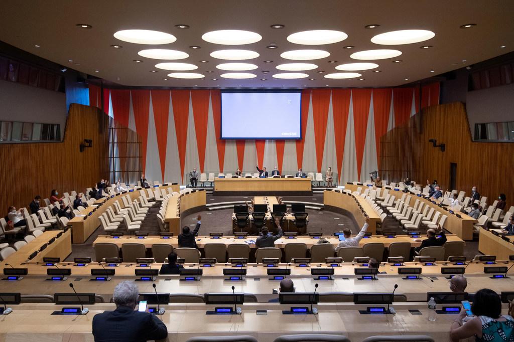Le Conseil économique et social de l'ONU a 75 ans