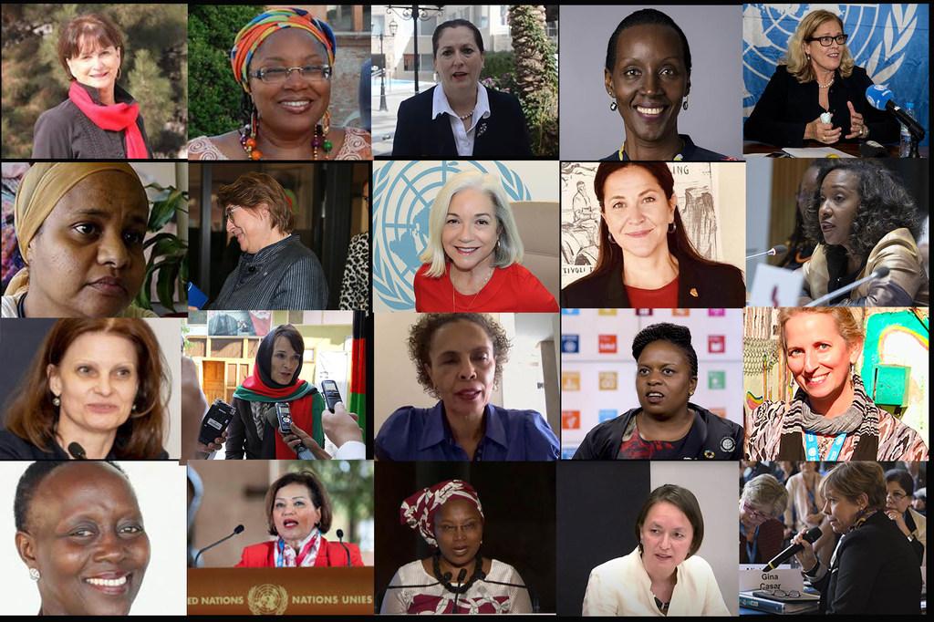 A l'ONU, 20 femmes dirigeantes nommées en 2020 et à suivre en 2021