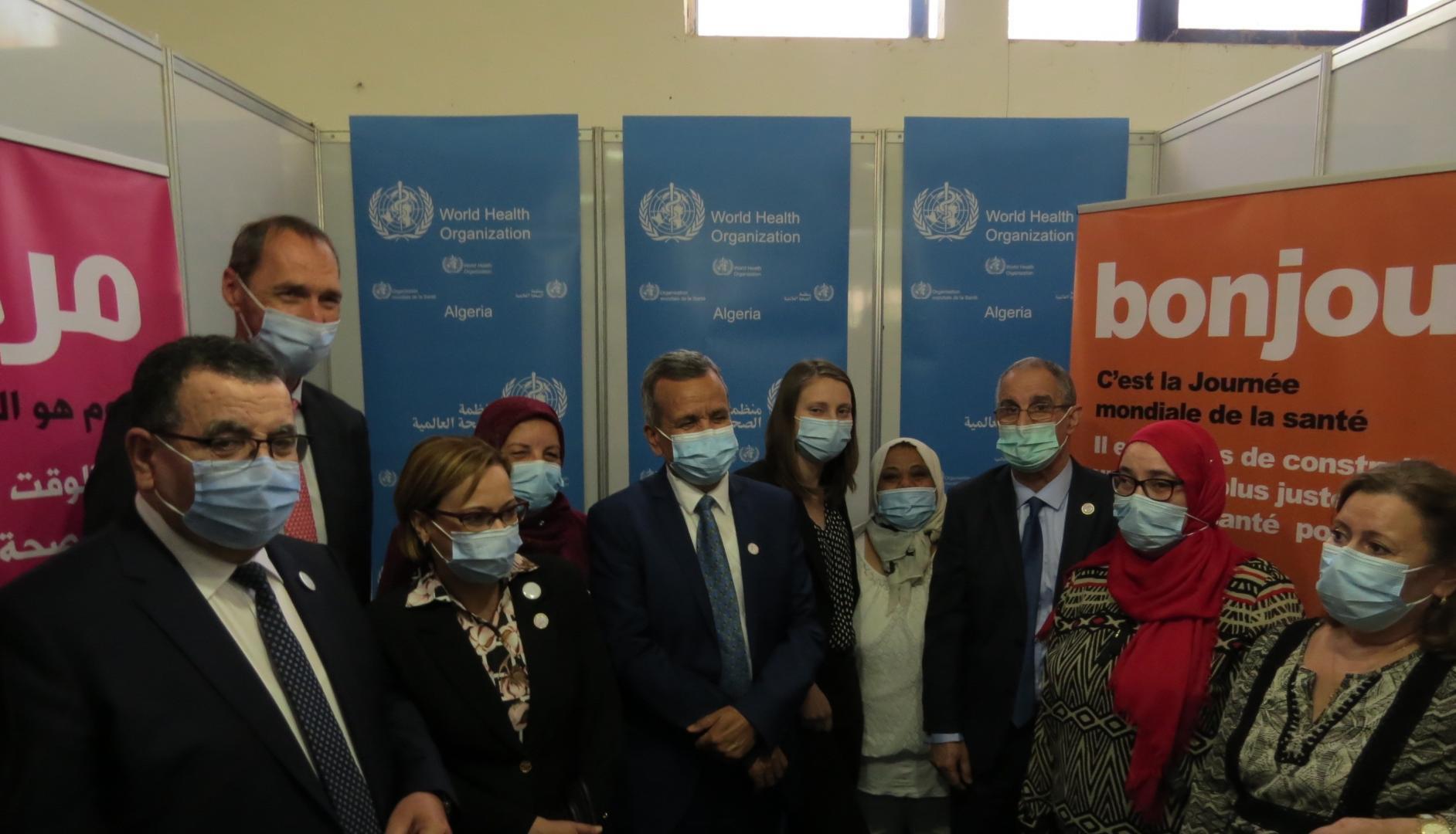 SICAN2021 : sensibilisation et équité dans la lutte contre le cancer en Algérie