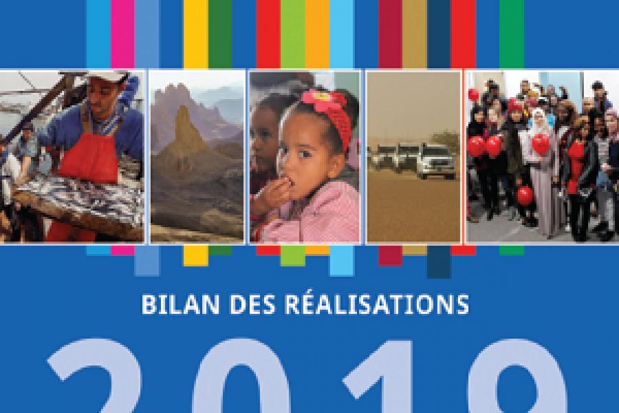 Bilan des réalisations des Nations Unies - Algérie 2019
