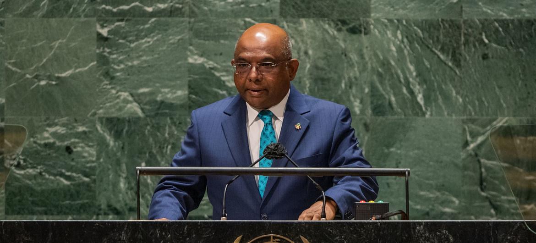 « Nous avons les ressources, nous manquons de soutien politique », déclare le Président de l'Assemblée générale